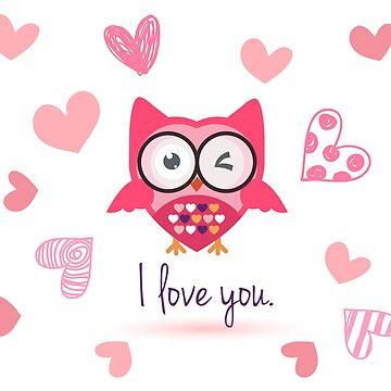 Romantic Love Bird by muchmore