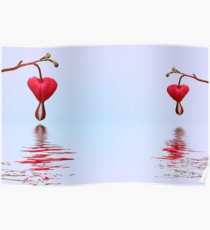 My Heart Bleeds Poster
