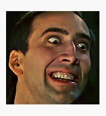 Nicolas Cage Photographic Print