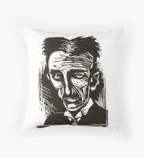 tesla (version 2) Throw Pillow