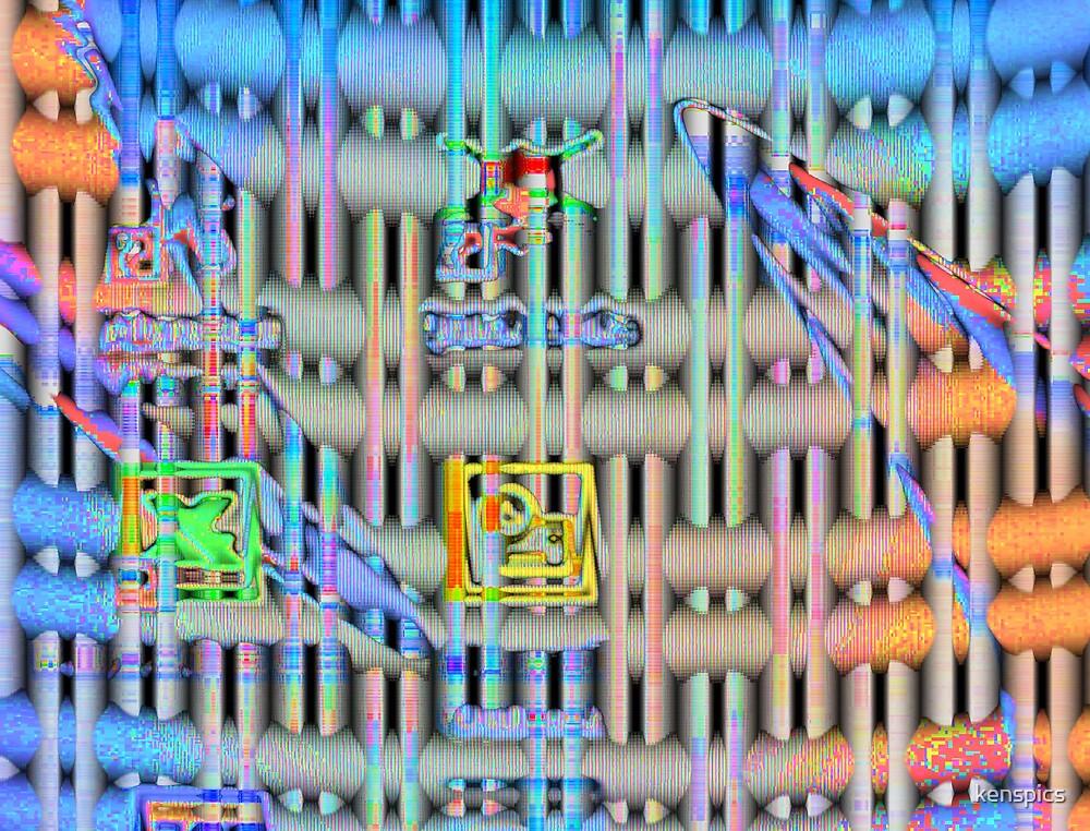 Color Fusion by kenspics