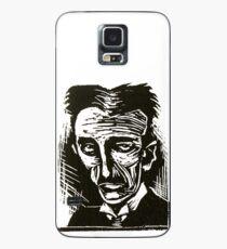 tesla (version 2) Case/Skin for Samsung Galaxy