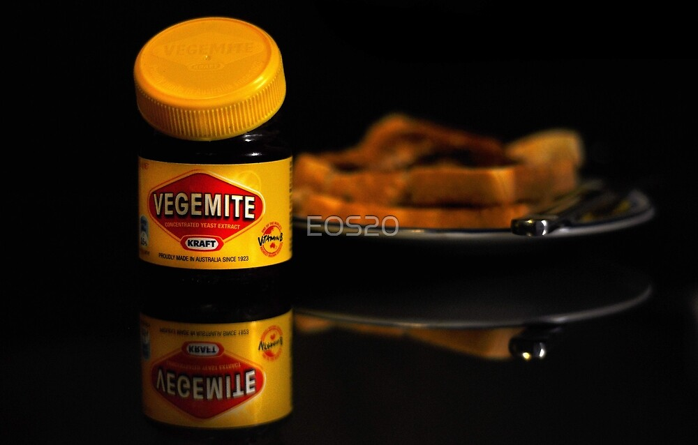 Vegemite And Toast  by EOS20