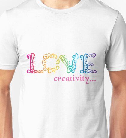 Love Creativity T-Shirt