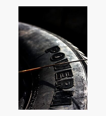 Tyre Photographic Print
