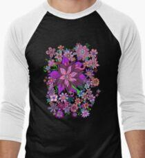 Floral Fantasy Explosion Cascade T-Shirt