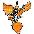 Archaeopteryx by Steve Stamatiadis
