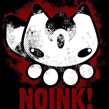 Noink! by falterdan