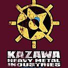 Kazawa Industries by Steve Stamatiadis