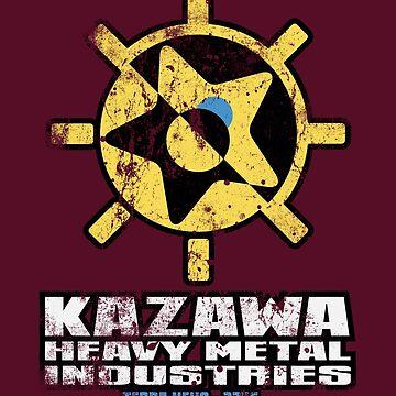 Kazawa Industries by falterdan