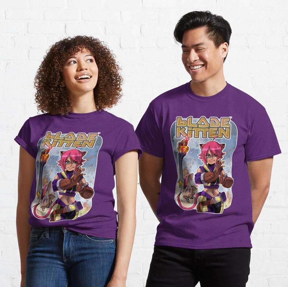 Blade Kitten: Bring it on Classic T-Shirt