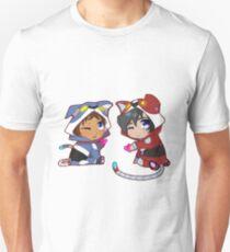 Chibi Voltron Onesie- Klance / Lance + Keith T-Shirt