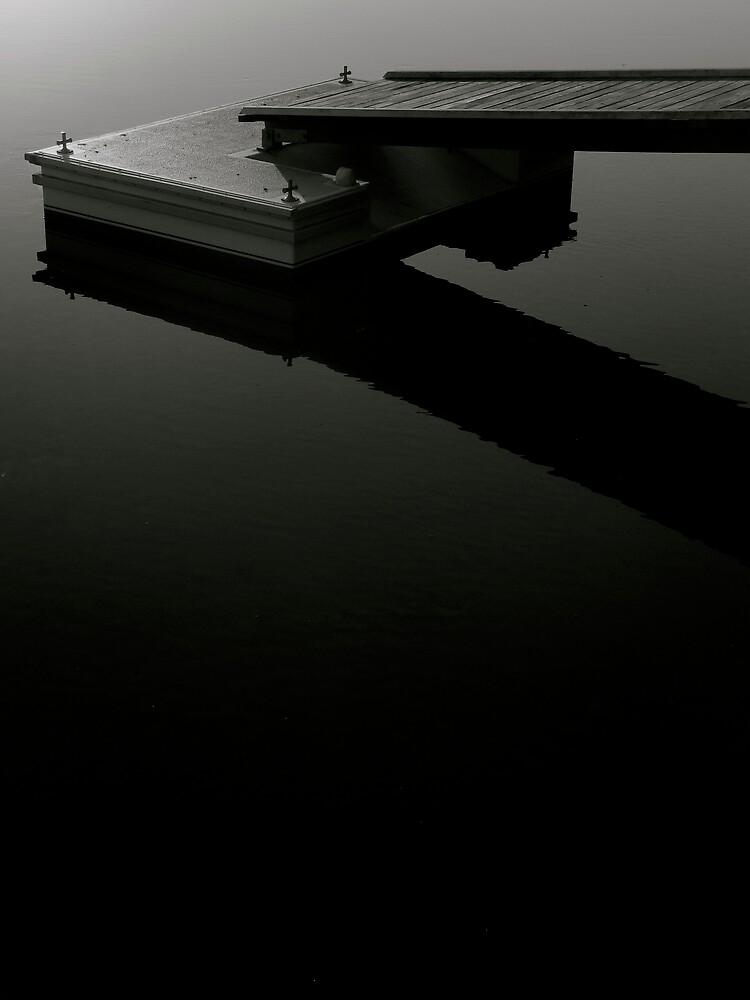 still pontoon by Michael Gray