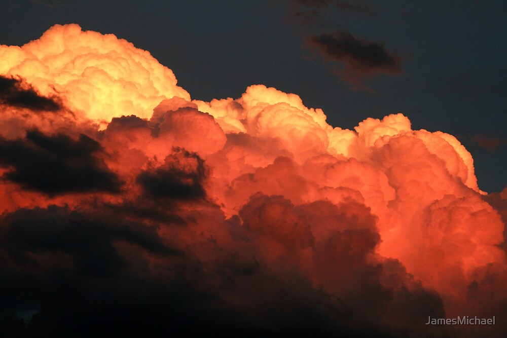 Wicked Cloud by JamesMichael
