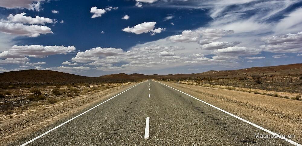 Long Road by MagnusAgren