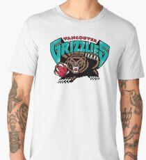 Vancouver Grizzlies Logo Men's Premium T-Shirt