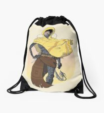 Muad'Dib Drawstring Bag
