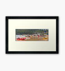 Lorne SLSC surf carnival Feb09 (51) Framed Print