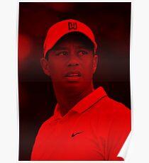 Tiger Woods - Celebrity Poster