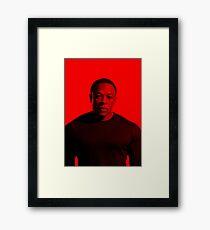 Dr. Dre - Celebrity Framed Print