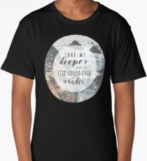 Christian Quote Long T-Shirt
