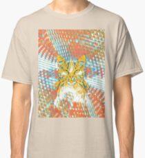 Yellow Cat Classic T-Shirt