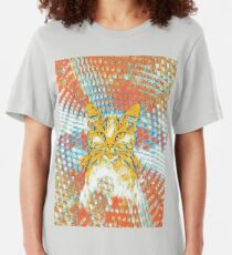 Yellow Cat Slim Fit T-Shirt