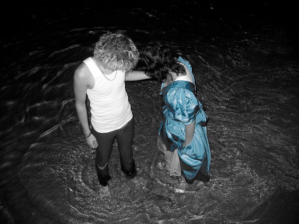 girl meets boy. by Michael Gray