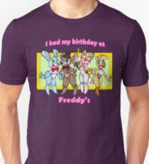 Birthday at Freddy's  Unisex T-Shirt
