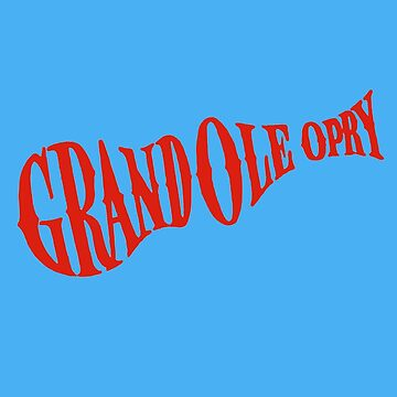 Grand Ole Opry Fiddle Shape by Drewaw