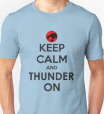 keep calm thundercat T-Shirt