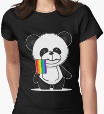 Gay Pride Panda Shirt T-Shirt