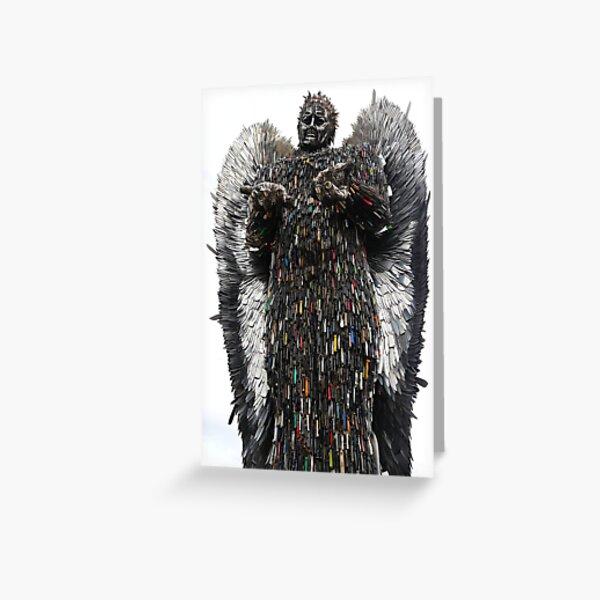 Angel (must read) Greeting Card
