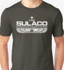 Sulaco (USS) White 2 Unisex T-Shirt