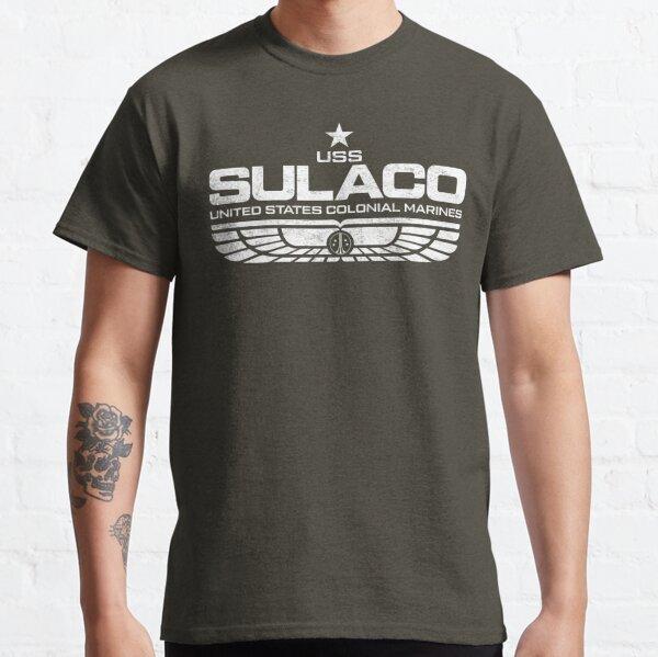Sulaco (USS) White 2 Classic T-Shirt