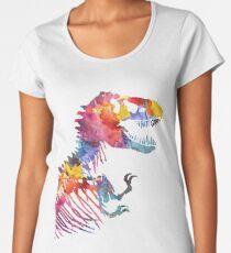 Funkosaurus Rex Women's Premium T-Shirt