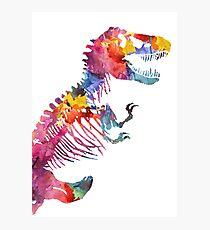 Funkosaurus Rex Photographic Print