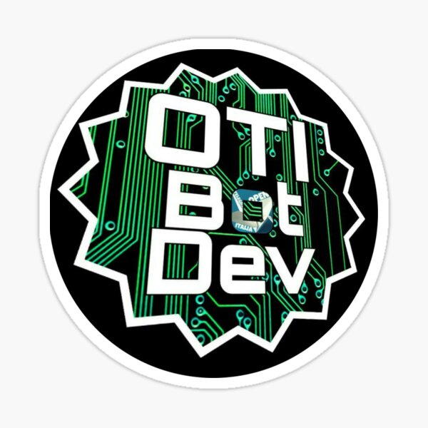OTI botdev Sticker