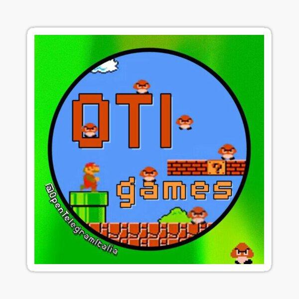 OTIgames #2 Sticker