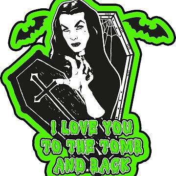 Vampira To the tomb and back by stefeb1