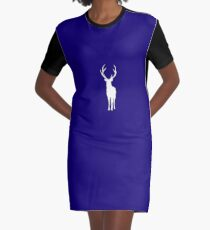 Prongs Graphic T-Shirt Dress