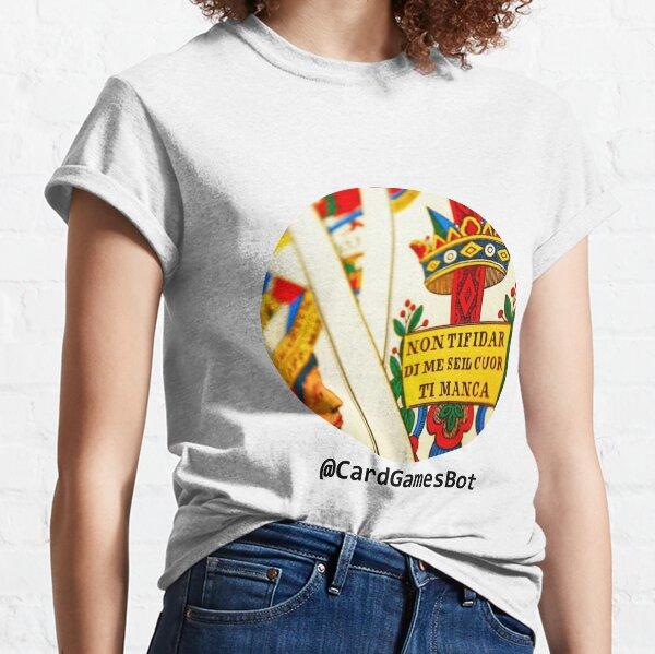 CardGamesBot Classic T-Shirt
