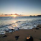 Lord Howe Island Sunset by Geoffrey Chang