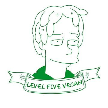Level five vegan by fg23