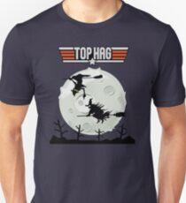 Top Hag Halloween T-shirt T-Shirt
