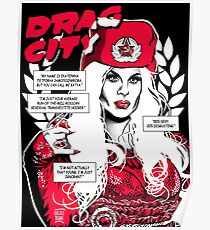 Drag City - Katya Poster