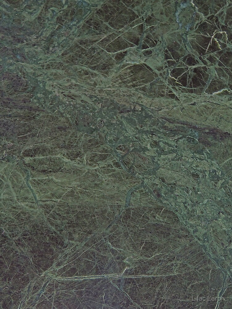 Green Marble II by Lilac Laron