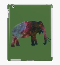 Space Galaxy Elephant Thing iPad Case/Skin