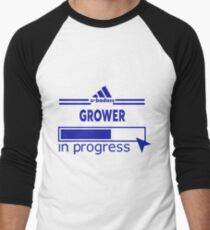 GROWER Men's Baseball ¾ T-Shirt