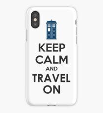 keep calm doctor iPhone Case/Skin